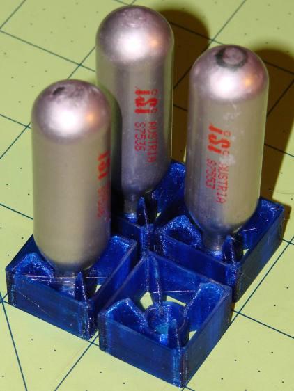 N2O Capsule Fins - installed