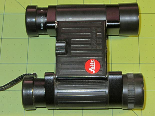Leitz Trinovid binoculars