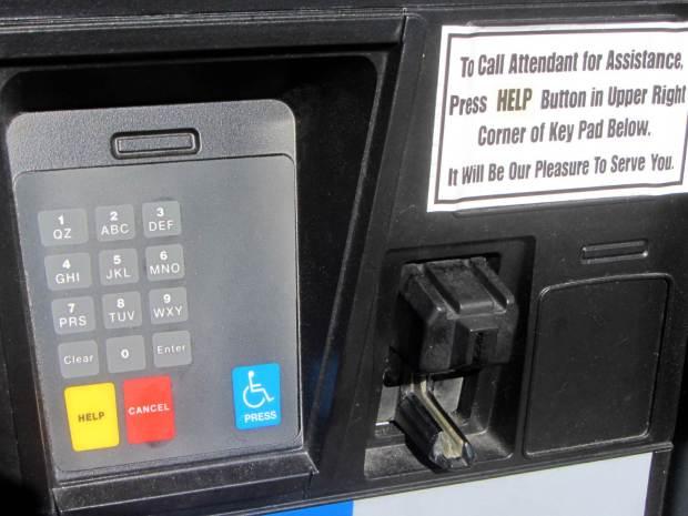 Gas Pump Instructions