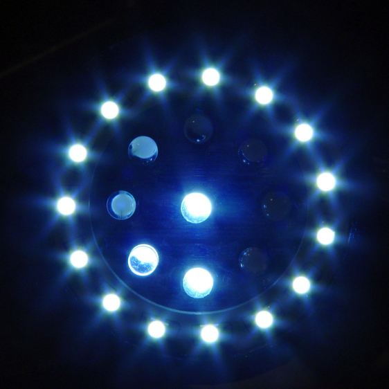 Ring Light Mount - failed LEDs
