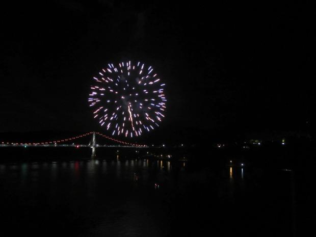 Fireworks Moonwalk - Fireworks