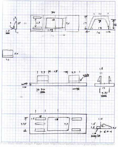 Tecumseh Throttle Knob - doodles