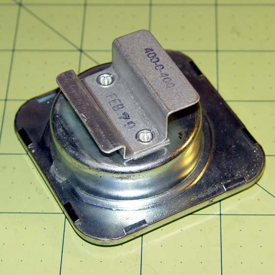 Sears 244-2145 Starter Ammeter - wire guides