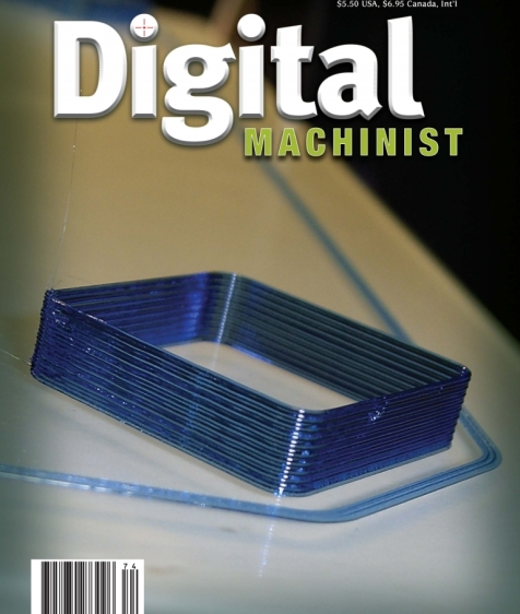 Digital Machinist Cover - Winter 2015