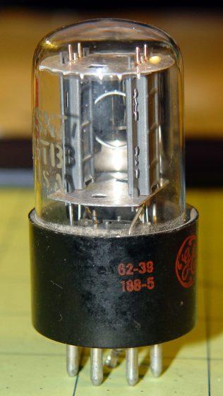 6SN7GTB Vacuum Tube