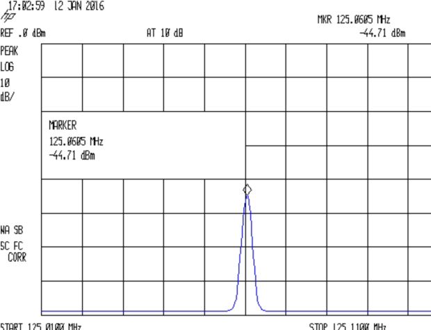 Ham-It-Up - 60 kHz upconvert