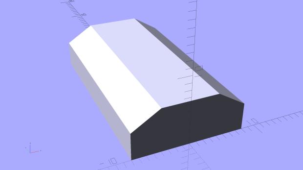 Vacuum Tube Lights - USB adapter cutout