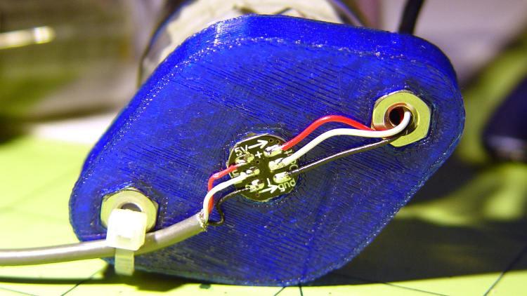 Vacuum Tube LEDs - Duodecar base - bottom