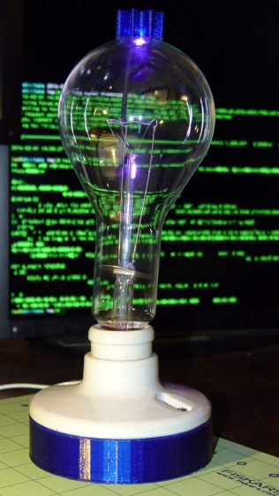 Vacuum Tube LEDs - large incandescent bulb