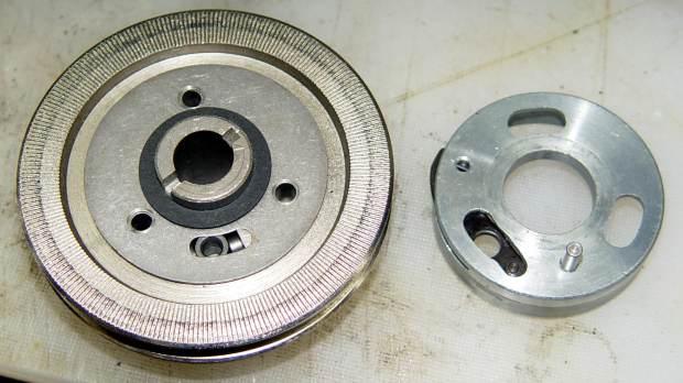 Kenmore 158.17032 - Handwheel clutch dog