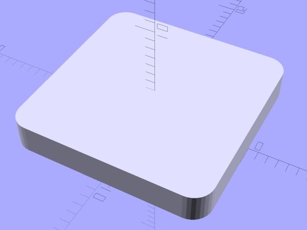 Calibration Box - solid - solid model