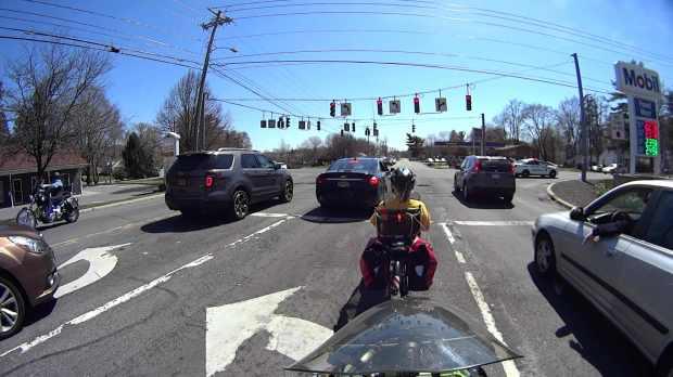 Candidate Motorcade - 5992