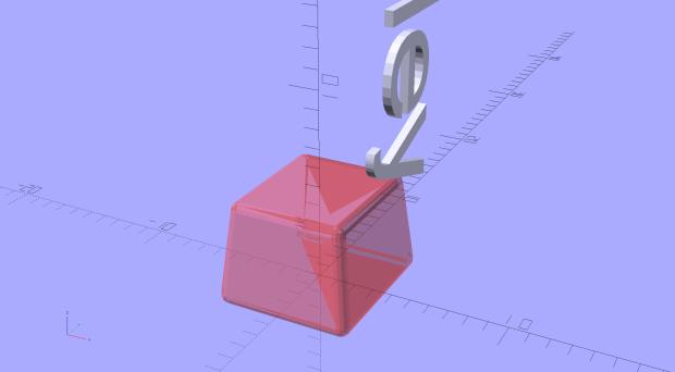 Clover Seam Ripper Cap - Entry Pyramid