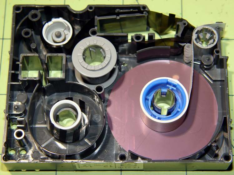 Brother P-Touch TZ tape cartridge - detail