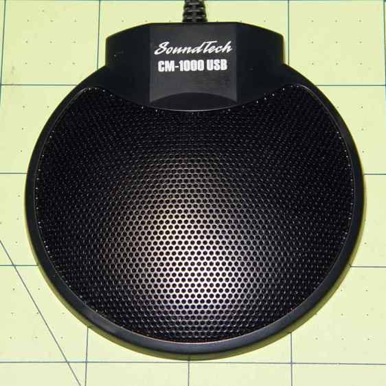 SoundTech CM-1000USB microphone