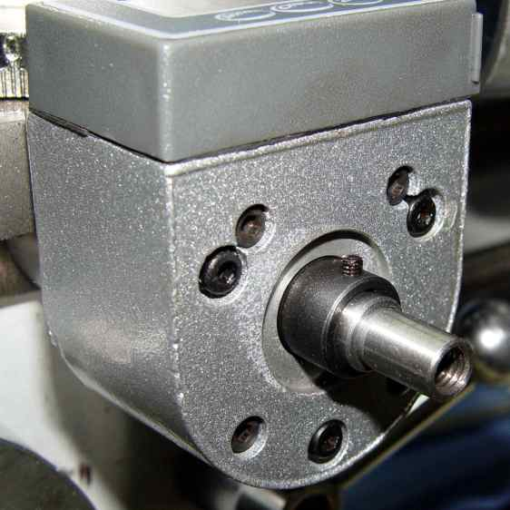 LMS mini-lathe - DRO mounting screws