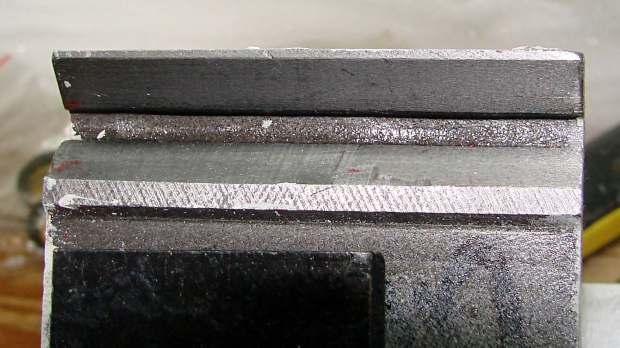 LMS Mini-lathe - tailstock V-groove