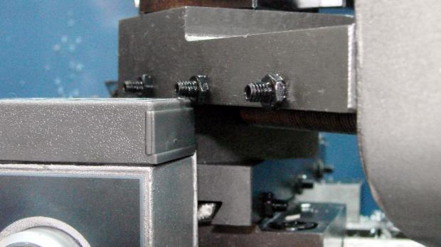 LMS Mini-lathe - compound vs DRO - bottom