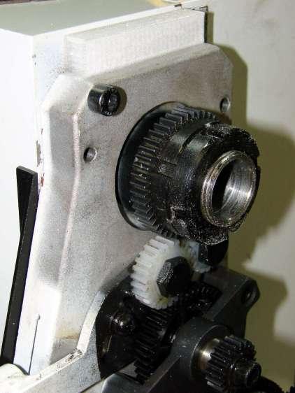 LMS Mini-lathe - cover alignment block