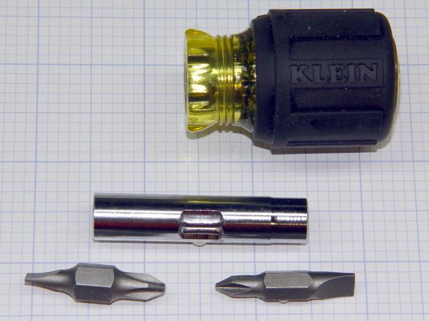 Klein Stubby Multi Driver