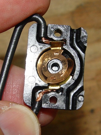 Model 158 Power Switch - rotor
