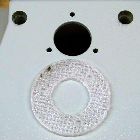 LMS mini-lathe - cover hole template