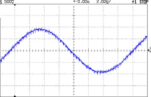 FG085 Fn Gen - 60 kHz sine