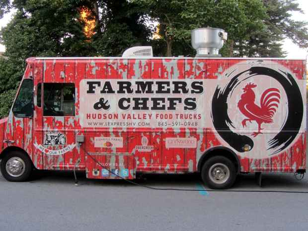 Farmers and Chefs Food Truck