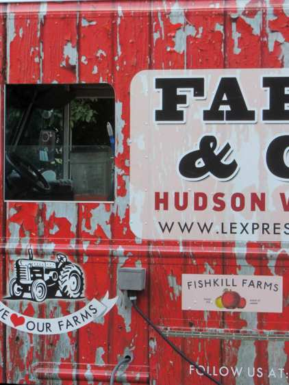 Farmers and Chefs Food Truck - Detail