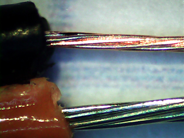 Ribbon cable - 26 AWG - eBay vs standard