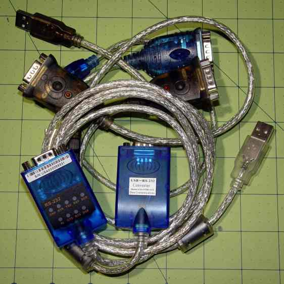 Assorted FT232 Converters - Cabled