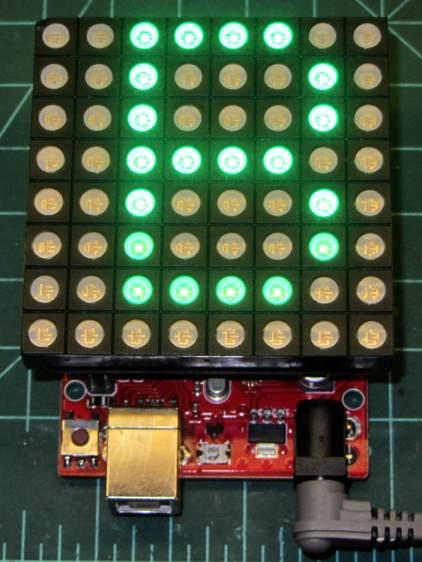 Color Shield - DM163 M54565 - demo