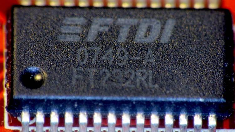 FT232RL - genuine