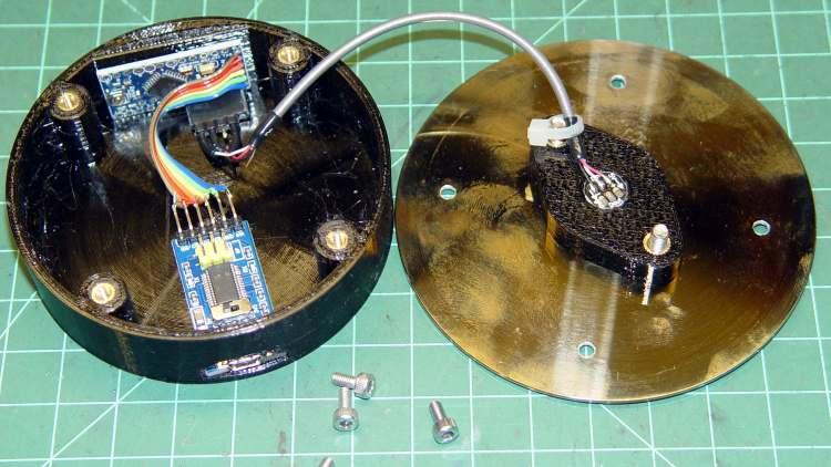 Noval tube socket and base - interior layout