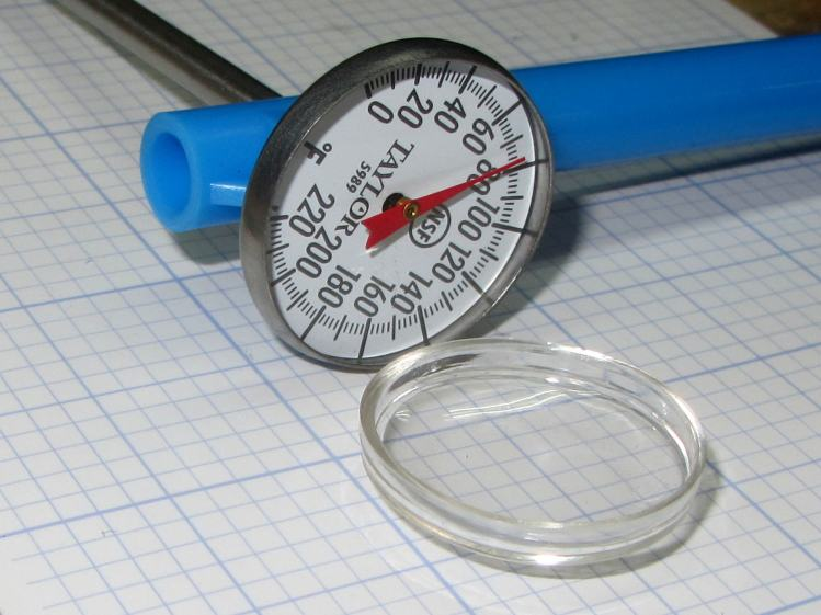 Taylor meat thermometer - cover failure