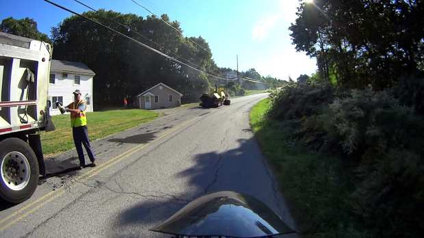 Maloney Road Paving - 2016-09-14