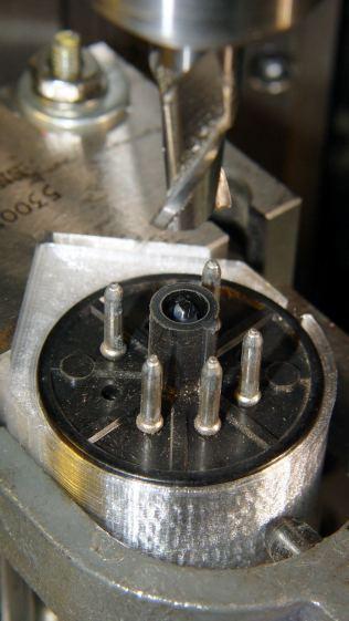 5U4GB - spigot milling