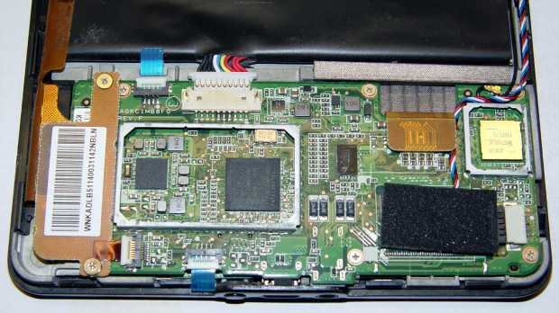 Kindle Fire - pre-teardown overview