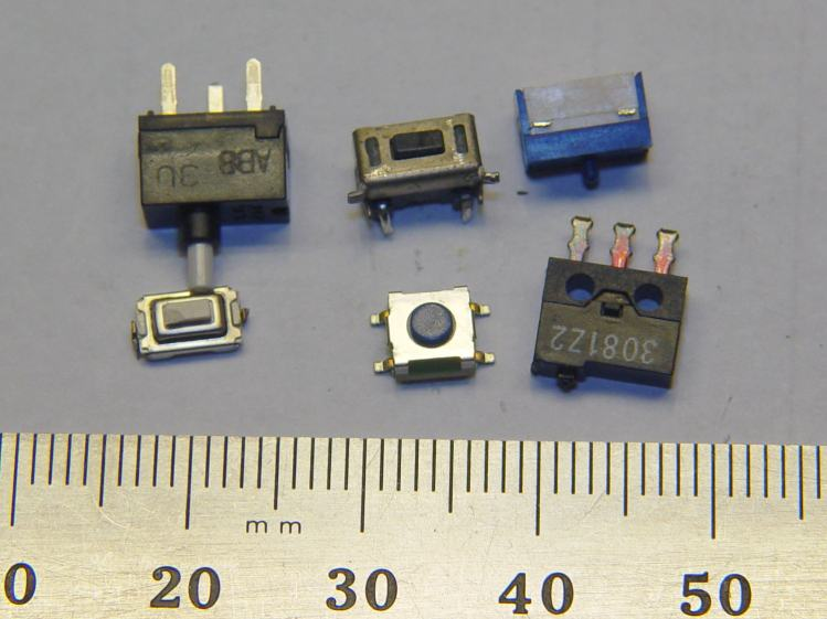 Kindle Fire - potential power switches
