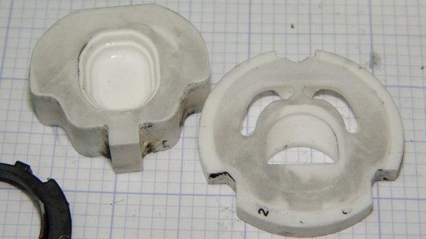 American Standard Faucet - ceramic valve parts
