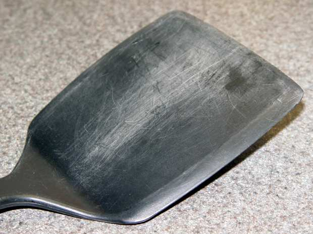 Spatula Search - heavy solid plastic