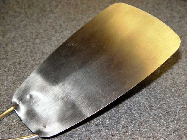 Spatula Search - thin spring steel