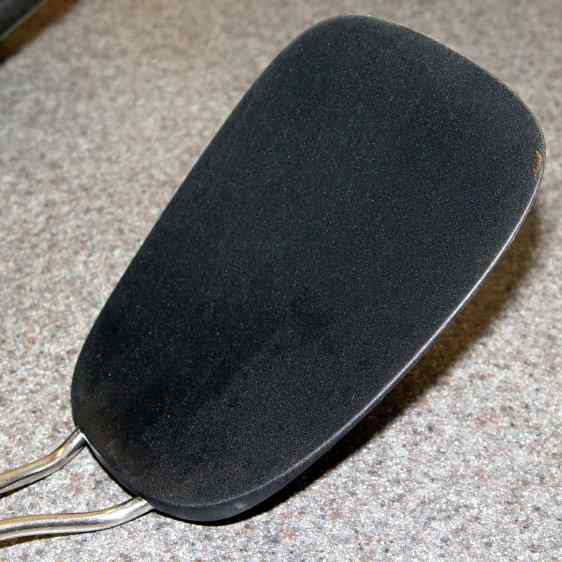 Spatula Search - thin springy plastic