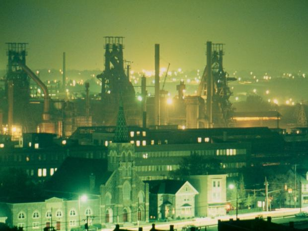 Bethlehem and The Steel