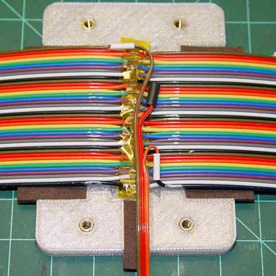 Loop Antenna Splice - wiring