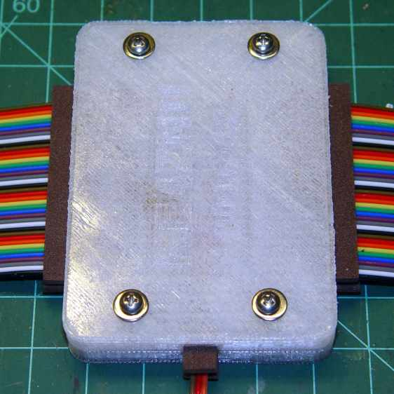 Loop Antenna Splice - assembled