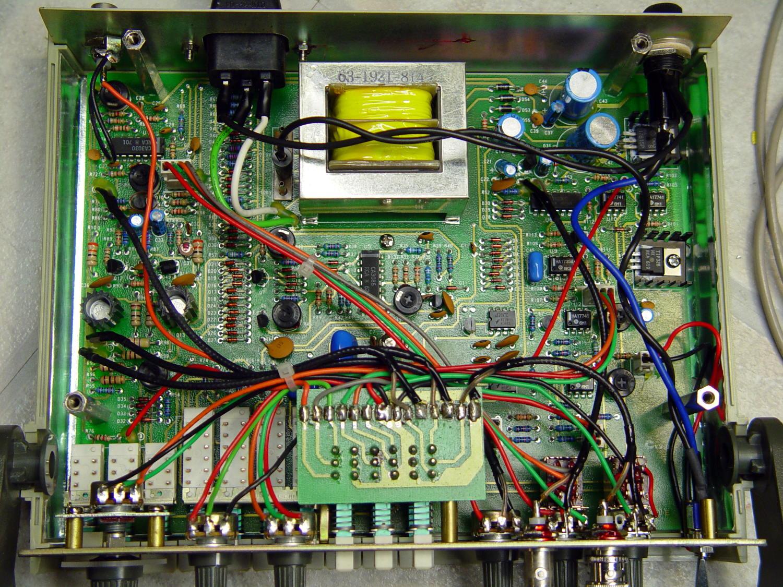схема электроник воркбенч