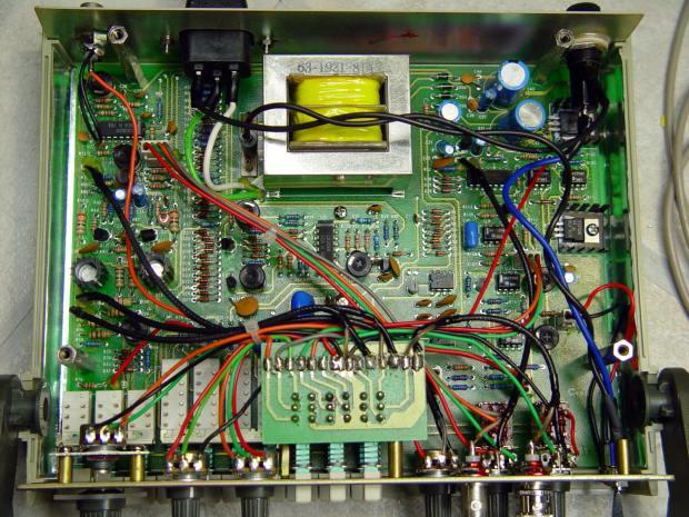 Fordham FG-801 Fn Gen - circuit board