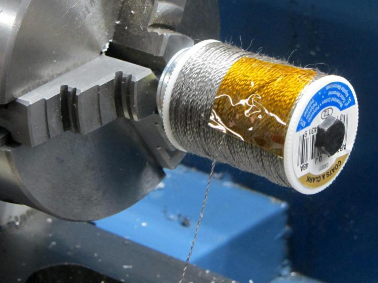 Stainless steel thread - smaller spool