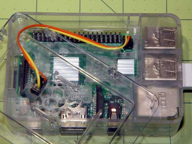 Raspberry Pi 3 - Reset Switch